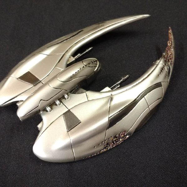 Battlestar Galactica Cylon Raider SCAR Resin Model