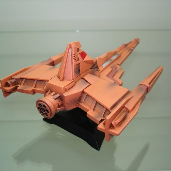 Buck Rogers – Draconian Marauder Resin Model