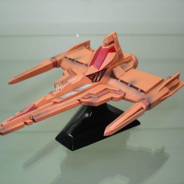 Buck Rogers – Draconian Marauder Resin Model