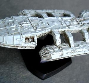 Battlestar Galactica 1978 MINI Resin Model