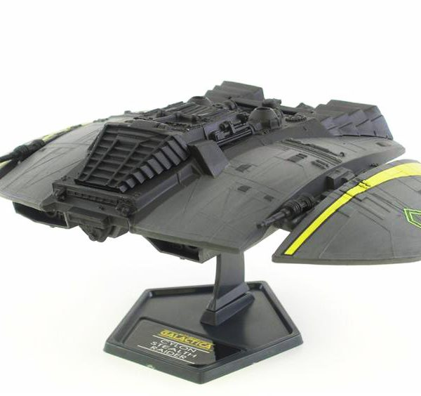 Battlestar Galactica Cylon Raider Stelth Joy Ride