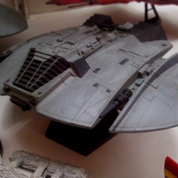 Battlestar Galactica Cylon Raider Stelth Joy Ride