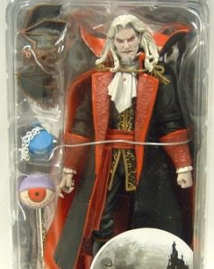 Castelvania Dracula Action Figure Neca