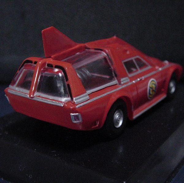 Captain Scarlet Spectrum Saloon Car Konami