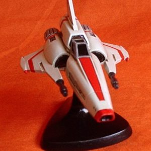 Battlestar Galactica Colonial Viper MK-II Resin Model