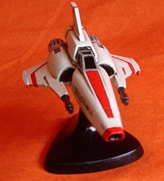 Battlestar Galactica Colonial Viper MK-II Resin Model
