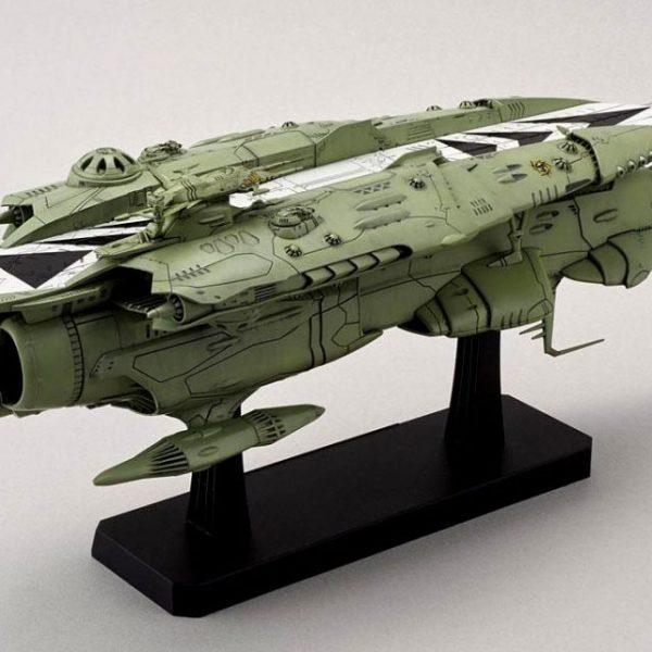 Yamato 2199 Comet Empire Sigle Deck 1/1000 Bandai