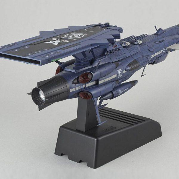 Yamato 2202 EDF Carrier Apollo Norm 1/1000 Bandai