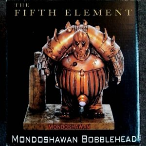 O Quinto Elemento – Mondoshawan – Statue