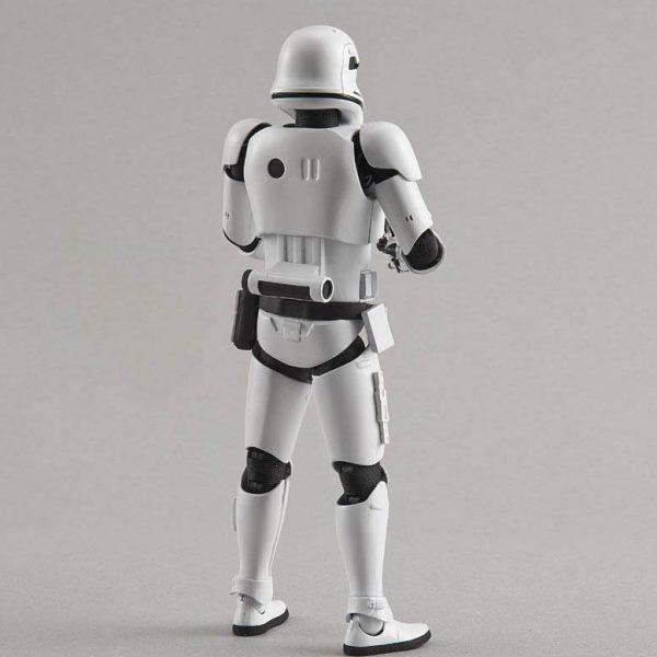 Star Wars First Order Stormtrooper 1/12 Model Kit BANDAI