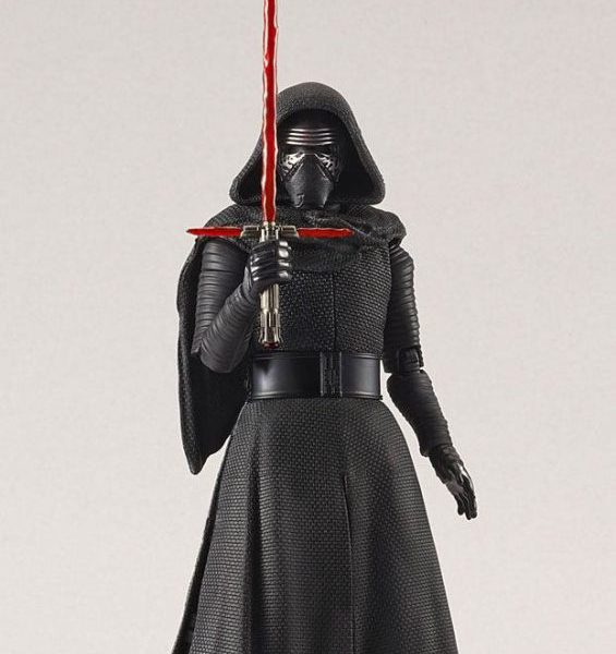 Star Wars The Force Awkens Kylo Ren 1/12 BANDAI