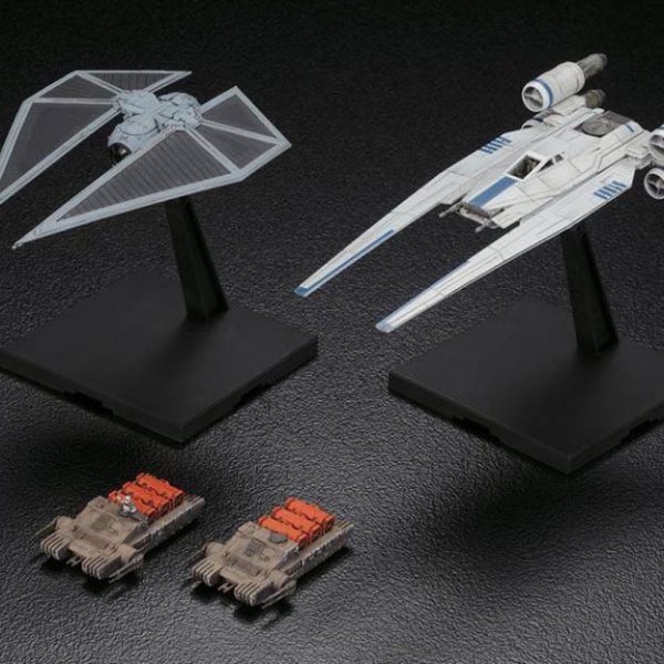 U-Wing Fighter 1/144 BANDAI