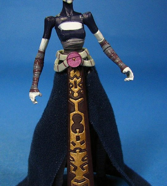 Star Wars Action Figure Asajj Ventress Hasbro