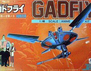 Crusher Joe 1/16 Gadfly Hunter Takara