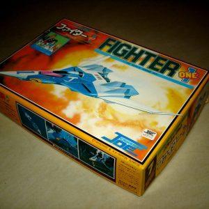 Crusher Joe 1/100 Pinnace Fighter Takara