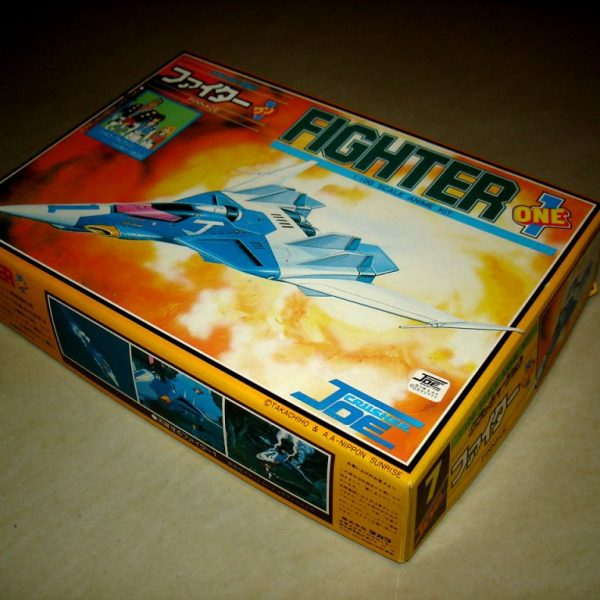 Crusher Joe 1/100 Pinnace Fighter Takara
