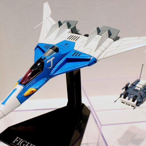 Crusher Joe 1/100 Pinnace Fighter 1 and 2 Set Wave