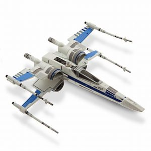 Star Wars T-70 X-Wing Fighter Die Cast Disney