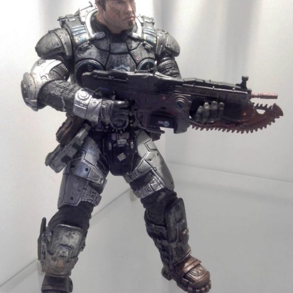 Gears of War Original Complete Set Neca