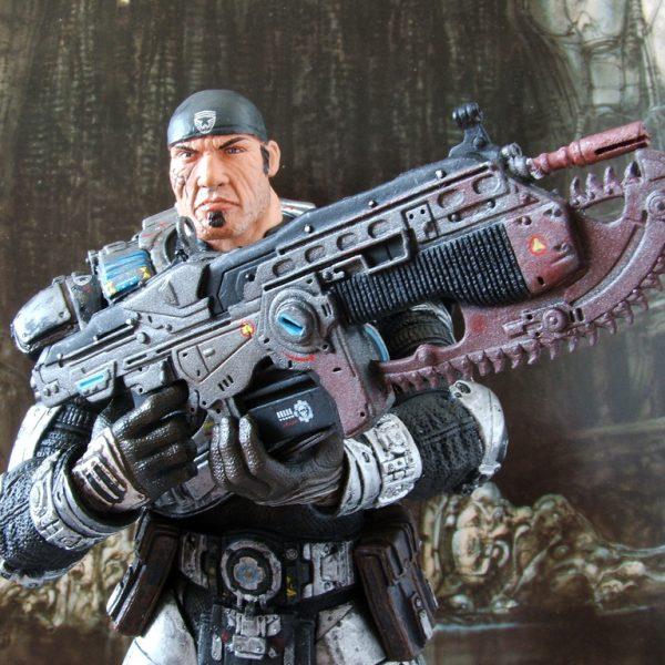 Gears of War Marcus Phoenix Neca