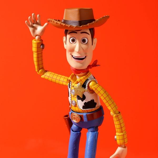 Toy Story Woody Action Figure Revoltech Kayodo