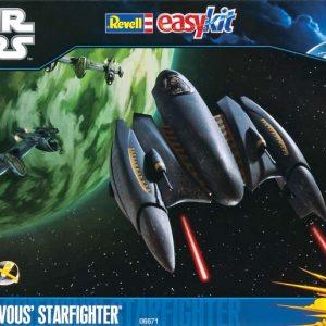 Star Wars Grievous Starfighter Model Kit Revell