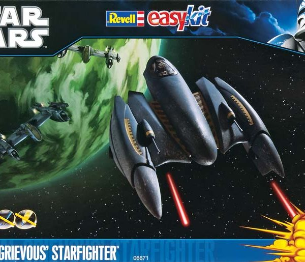 Grievous Starfighter Model Kit Revell