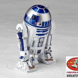Star Wars R2-D2 Revoltech Kaiyodo