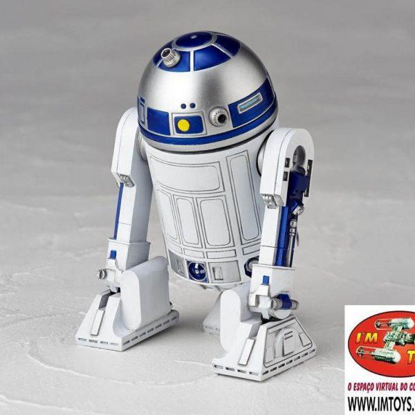 R2-D2 Revoltech Kayodo