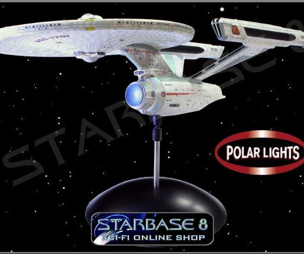 Star Trek USS 1701 Enterprise Refit PL Snap Kit