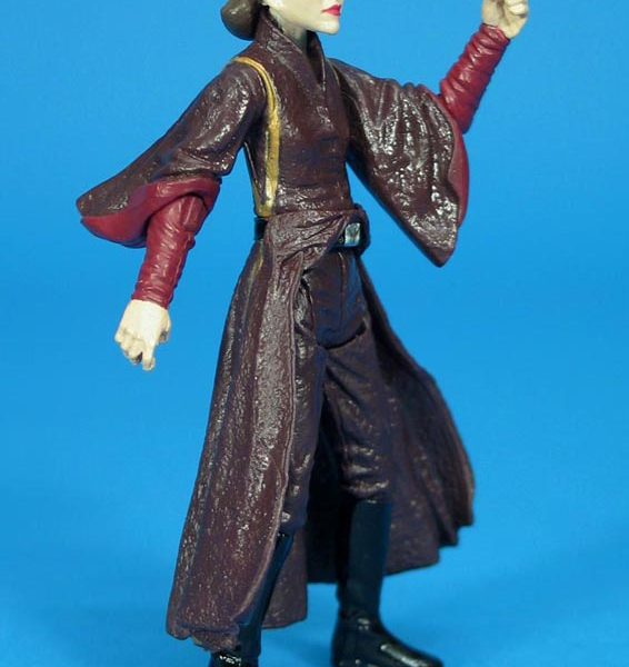 Star Wars Action Figure Padme Amidala Naboo Defender Hasbro