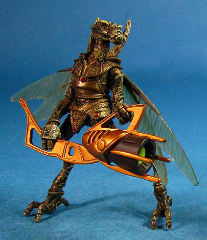 Star Wars Action Figure Genosian Warrior Hasbro