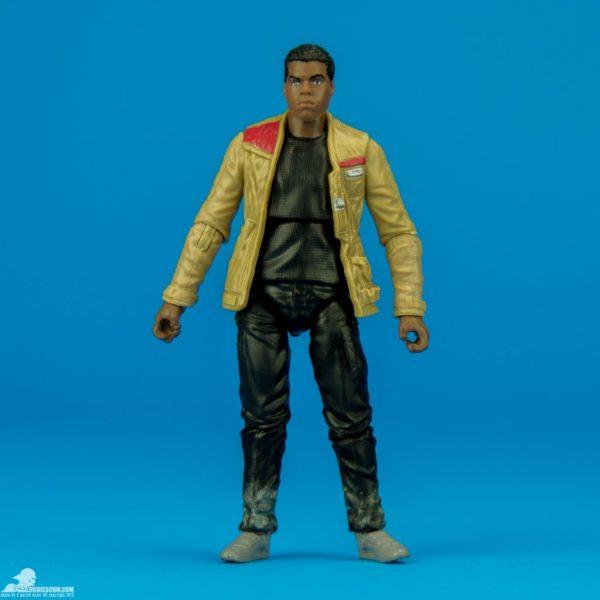 Star Wars Action Figure Finn Black Series Hasbro