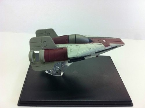 A-Wing Fighter Die Cast Model