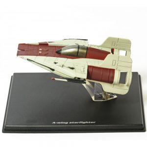 Star Wars A-Wing Fighter Die Cast Model