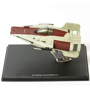 Star Wars A-Wing Fighter Die Cast Model