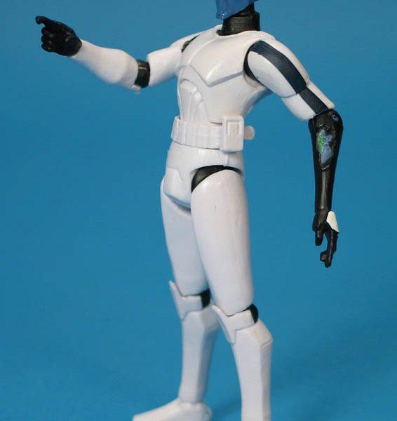 Star Wars Action Figure Cad Bane Escape Desguise Hasbro