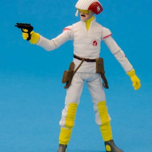 Star Wars Action Figure Cloud Car Pilot Vintage Hasbro
