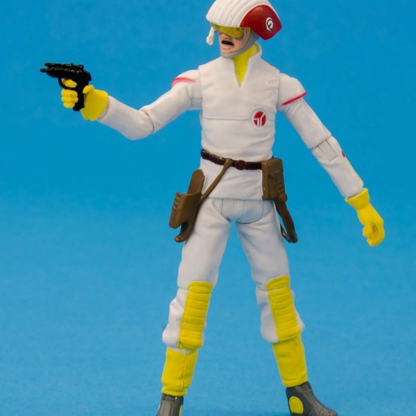 Star Wars Action Figure Cloud Car Pilot Vintage Hasbro