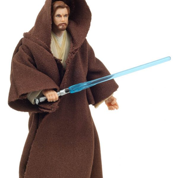 Star Wars Action Figure Obi-Wan Kenobi EP-02 Hasbro