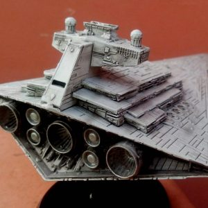 Star Wars Star Destroyer Resin Model