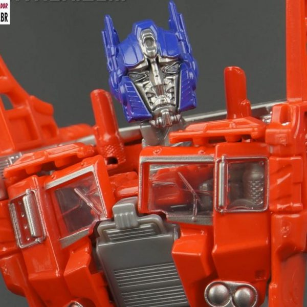 Transformers Age of Extintion Voyager Optimus Prime Hasbro