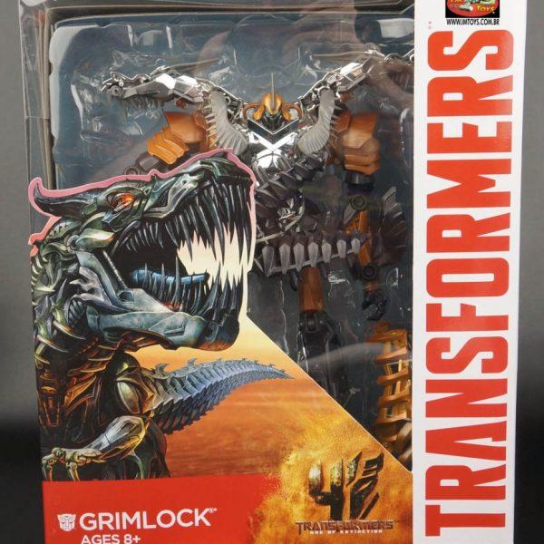 Transformers Age of Extintion Leader Grimlock Hasbro