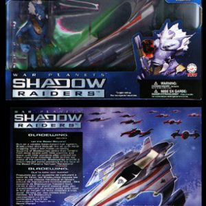Shadow Raiders Ice Fighter Bladewing Trendmasters
