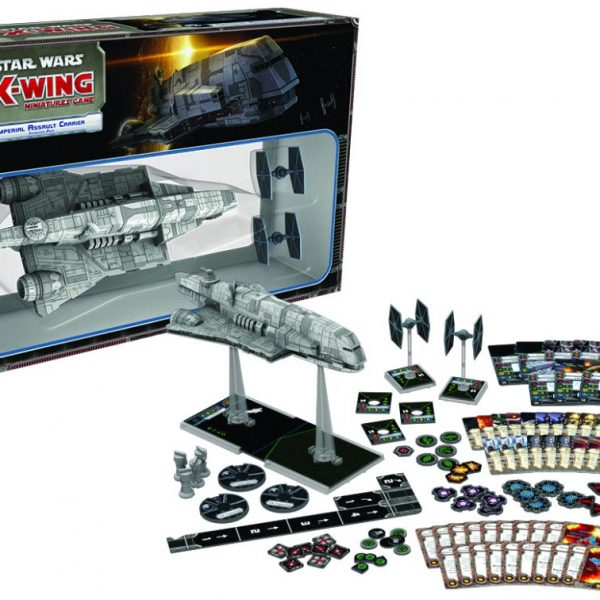 Star Wars Imperial Assault Carrier de X-Wing Jogo de Miniaturas