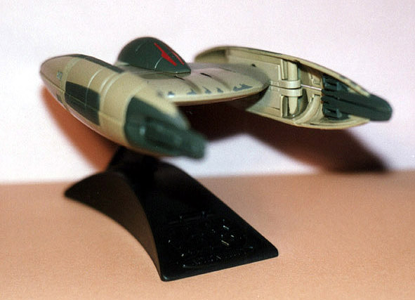 Star Wars Trade Federation Droid Fighter Action Fleet Galoob