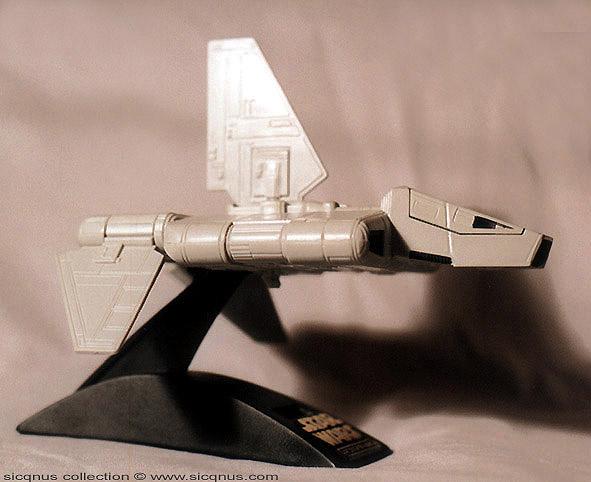 Star Wars Imperial Landing Ship Action Fleet Galoob