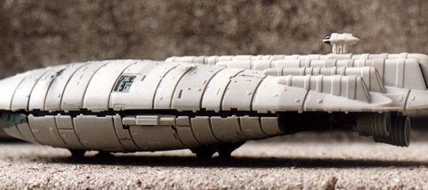 Star Wars Action Fleet Rebel Transport Galoob