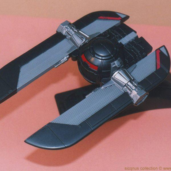 Star Wars Alpha Sith Infiltrator Action Fleet Galoob