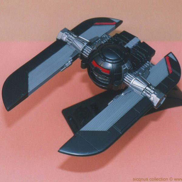 Star Wars Alpha Sith Infiltrator Action Fleet Galoob